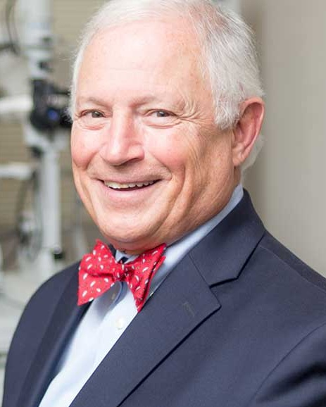 Dr. Siepser - Dr. Siepser works with many ophthalmic companies to develop innovative vision correction devices and procedures. He has 7 patents of his own, and has contributed to many other products. He was the first FDA-approved laser vision surgeon in the Delaware Valley.
