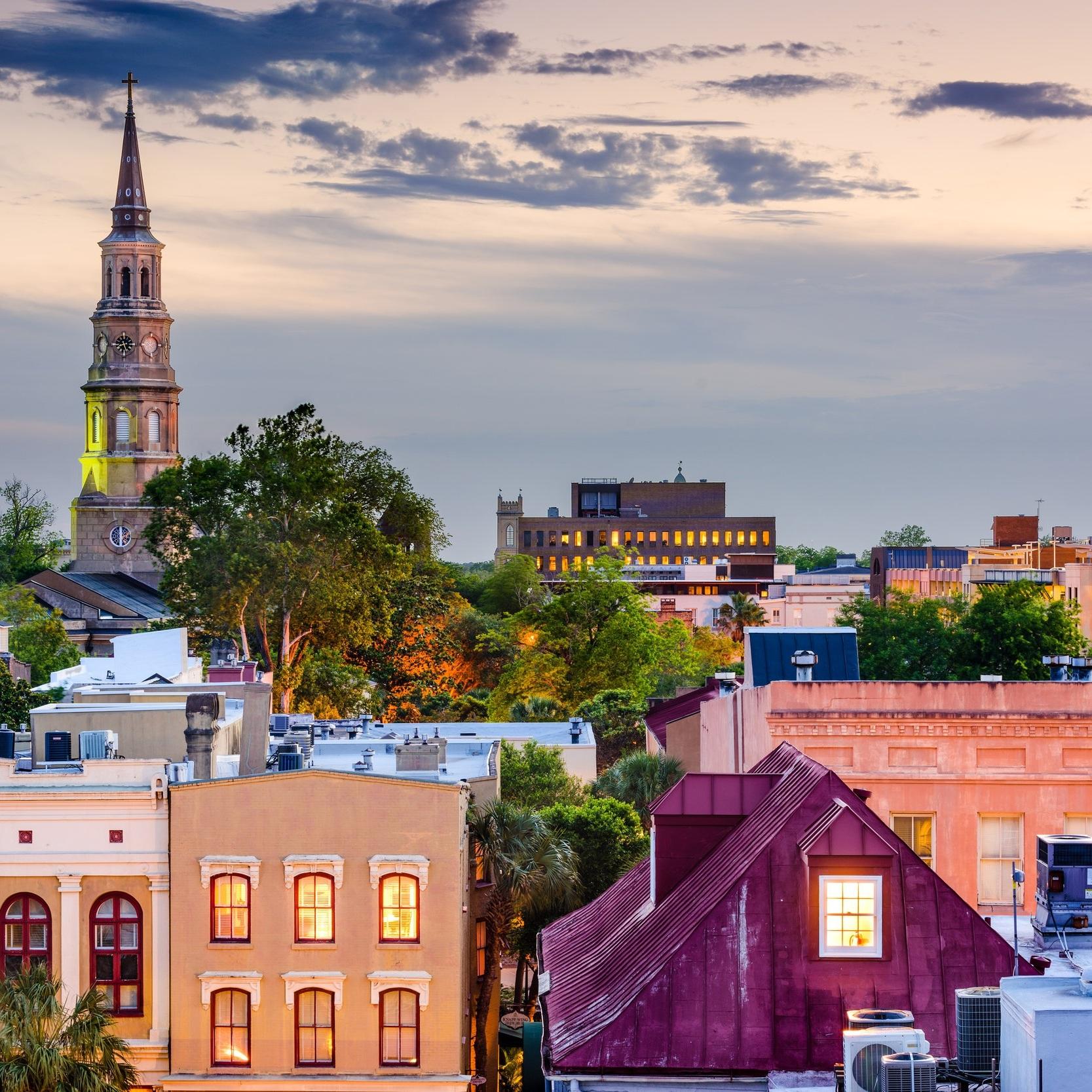 Charleston - Waring Vision Institute