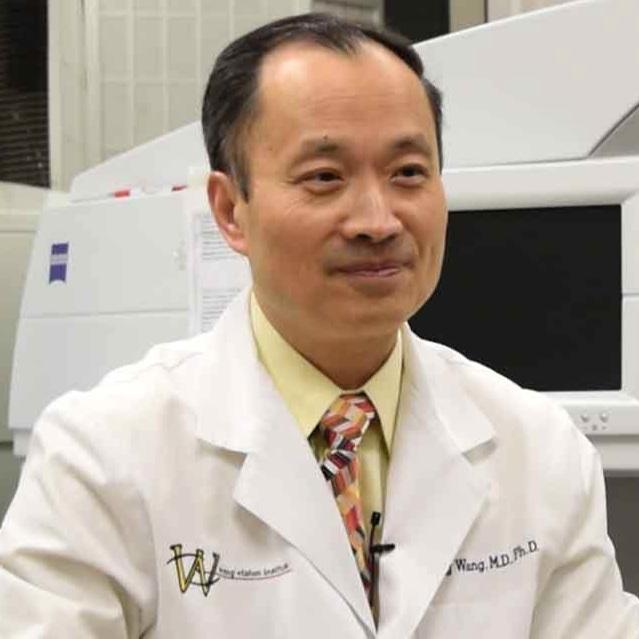 Vision Care Connect Medical Advisor - Dr. Ming Wang (MD; PhD)