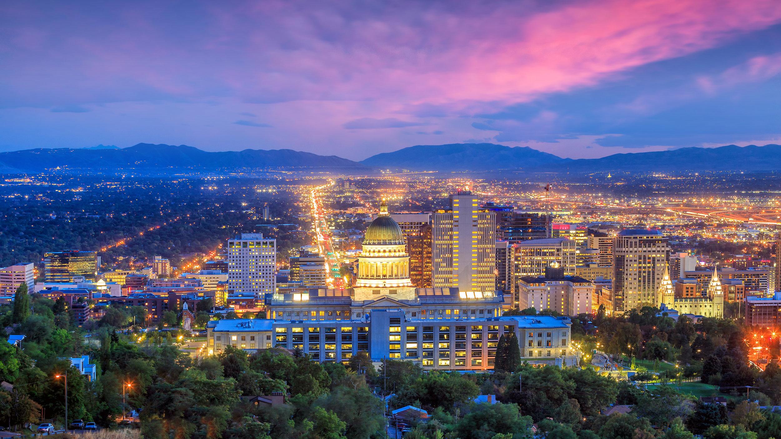 Salt Lake City - Utah Eye Centers