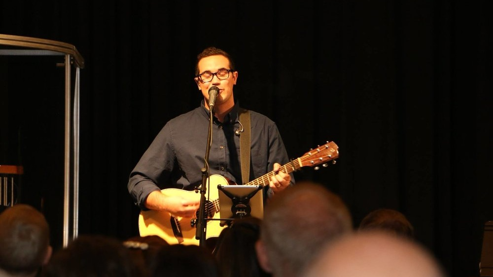 Ryan Marcella - Associate Pastor of Youth & Music