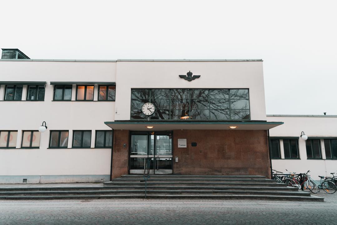 Falköping stationshus