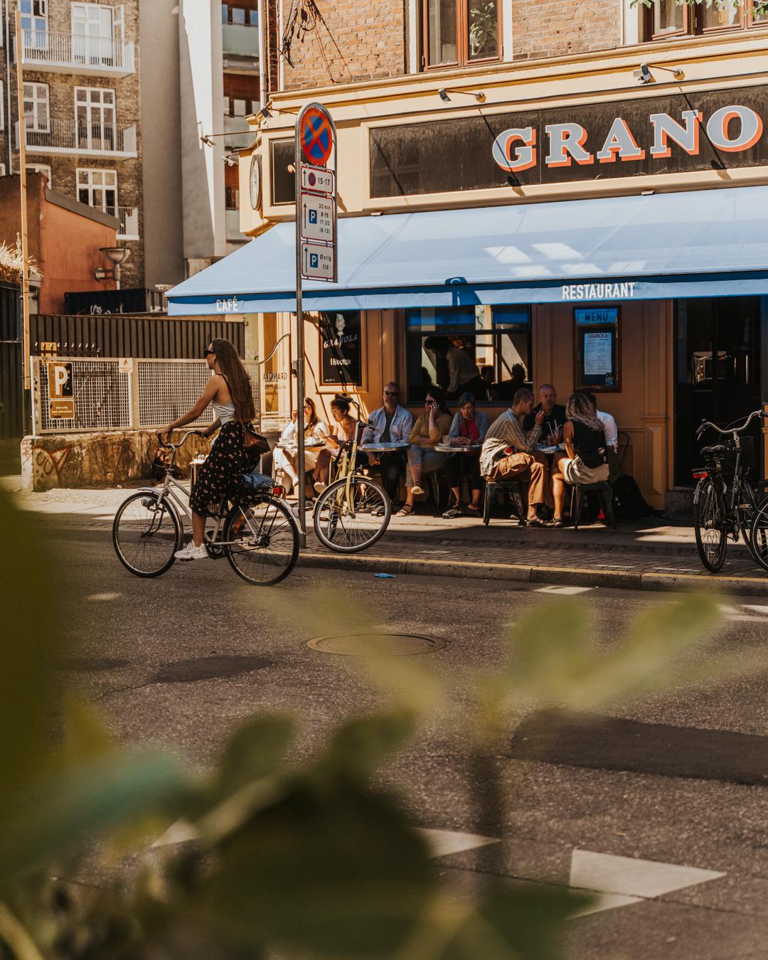 Granola köpenhamn
