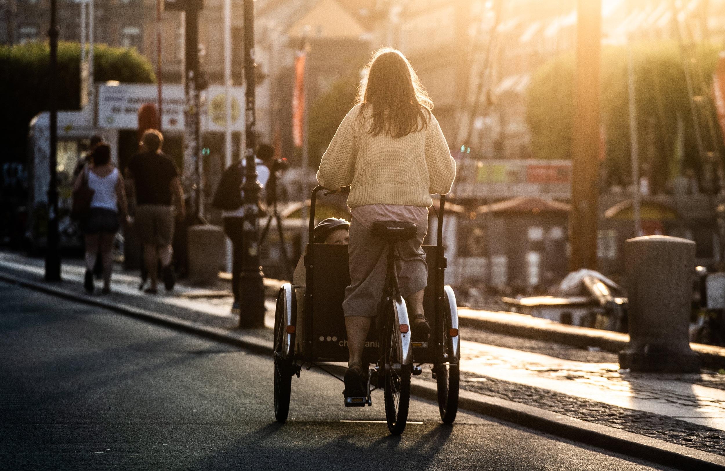 cykel köpenhamn