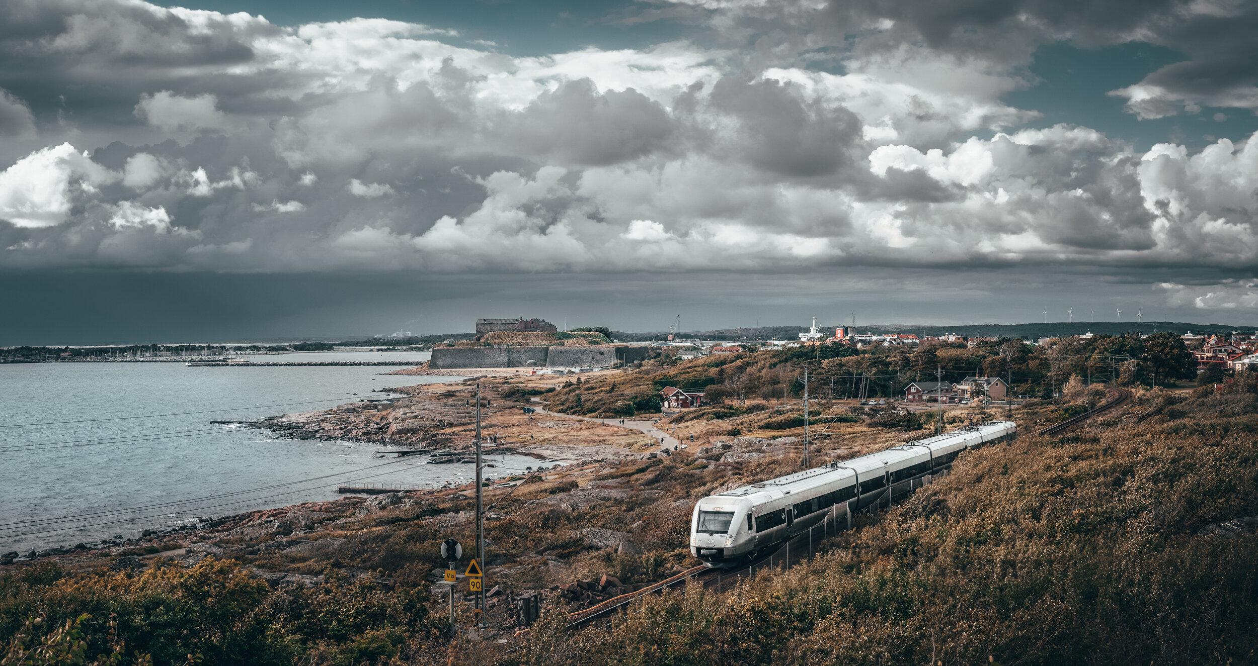 varberg tåg sj