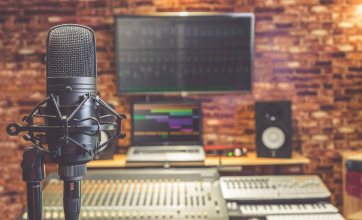 radio hosting - @KXCI 91.3 Tucson