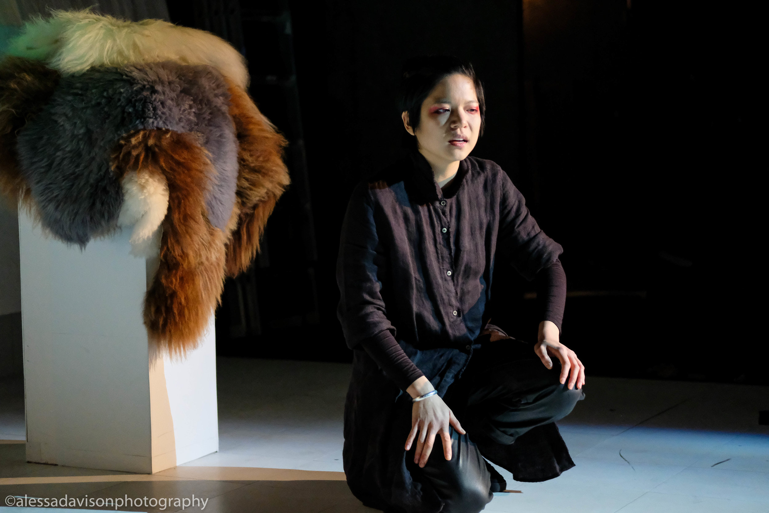 Yu Heng Li as Mulan