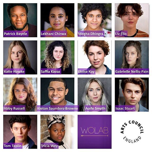 We are thrilled to announce the 14 brilliant people who'll be taking part in our second Actor-Writer Showcase Programme, in partnership with @thecentre17, funded by the Arts Council! 💥 We can't wait to see what fantastic things this group gets up to over the next few months..