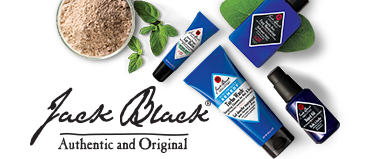 Jack Black - Premium skincare for the modern man. Nothing complicated. Nothing cosmetic. Just superior skincare.