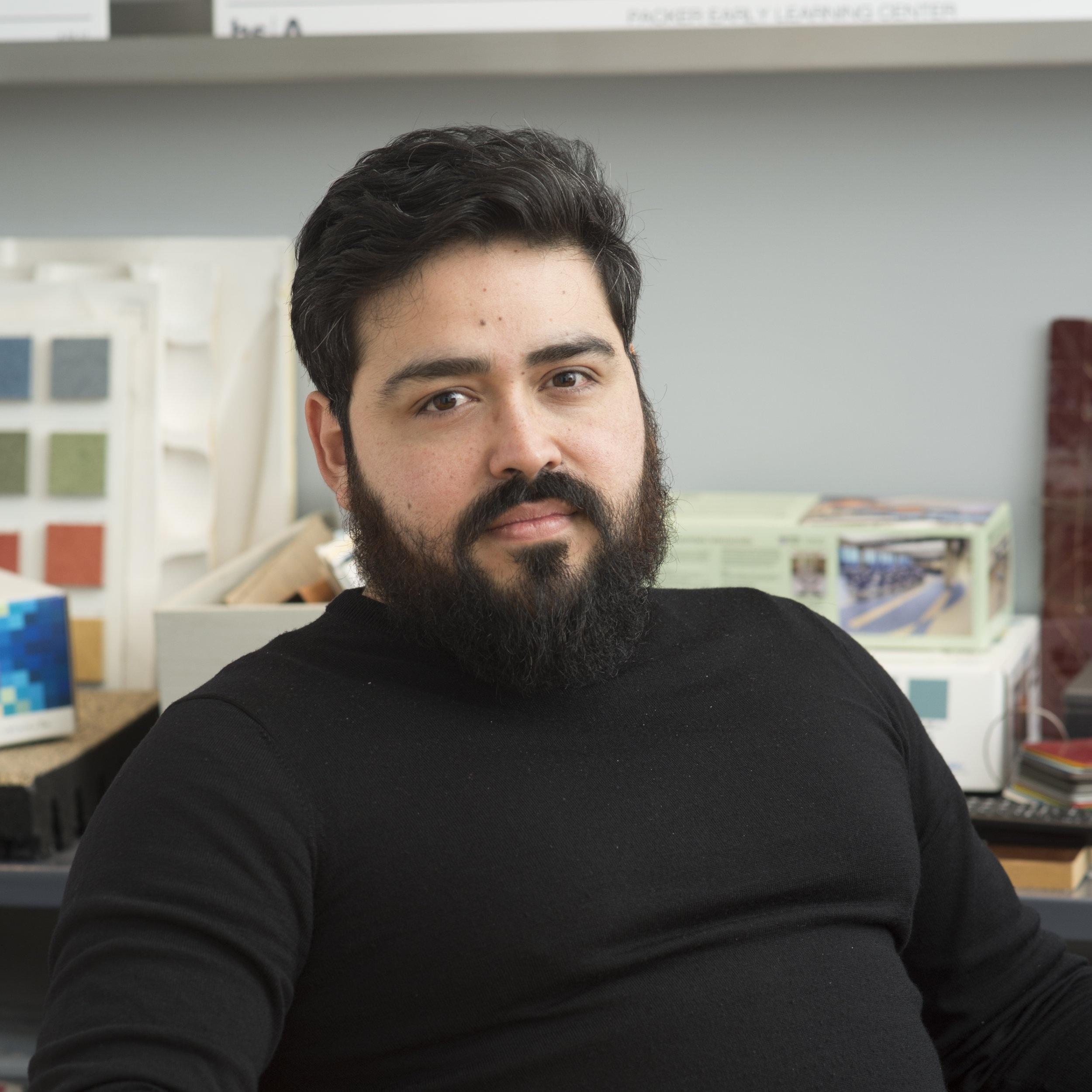 Luis Cano   Project Designer