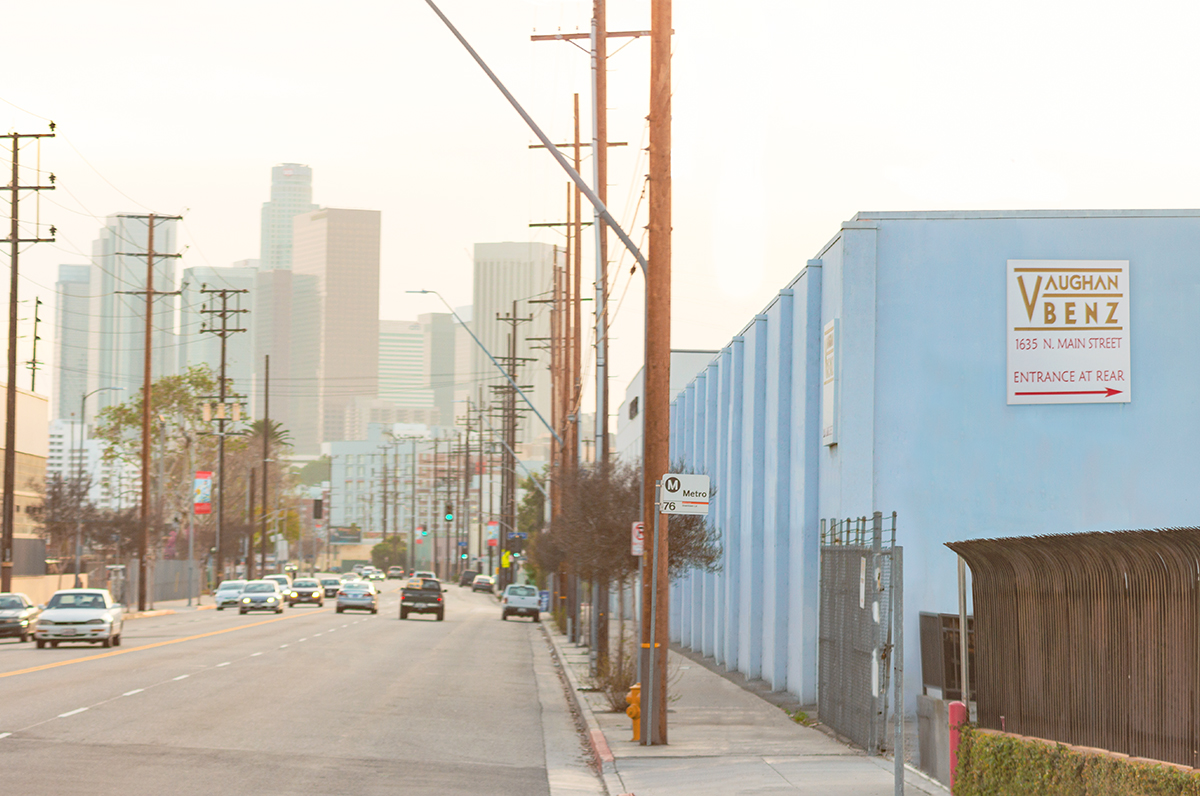 LOS ANGELES, CALIFORNIA - The hub of our company, the location of our Project management team and US factory where we produce model rooms, one of a kind case goods, domestic upholstery and metal furniture – all made in the USA for public areas and suites.