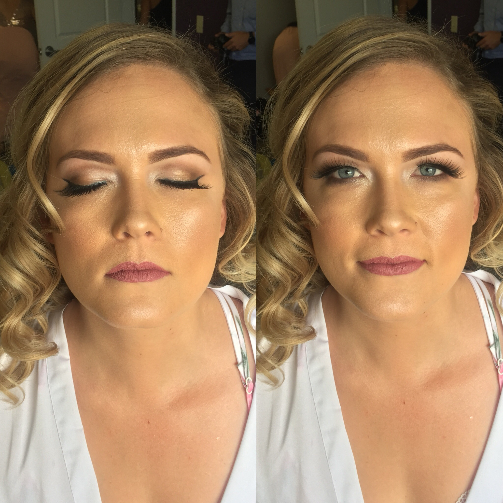 Make up by April