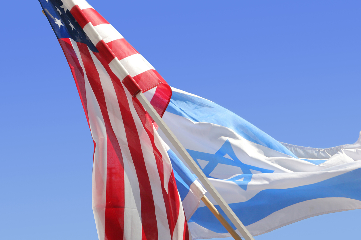 Bound Together - The United States and Israel share the distinction as members of a small group of democratic nations bound together by a common creed instead of racial nationalism – both countries feature a wide array of citizens from different backgrounds working together for individual liberty, financial security, and cultural and scientific advancement.