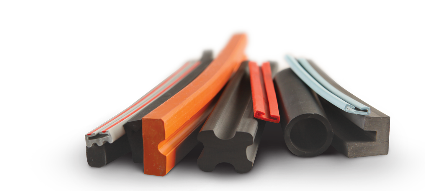 Extruded Gasket Profiles