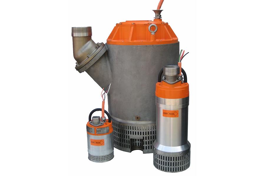 Pumps - SuctionSumpDiaphragm