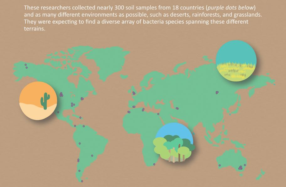 World Dominating Microbes