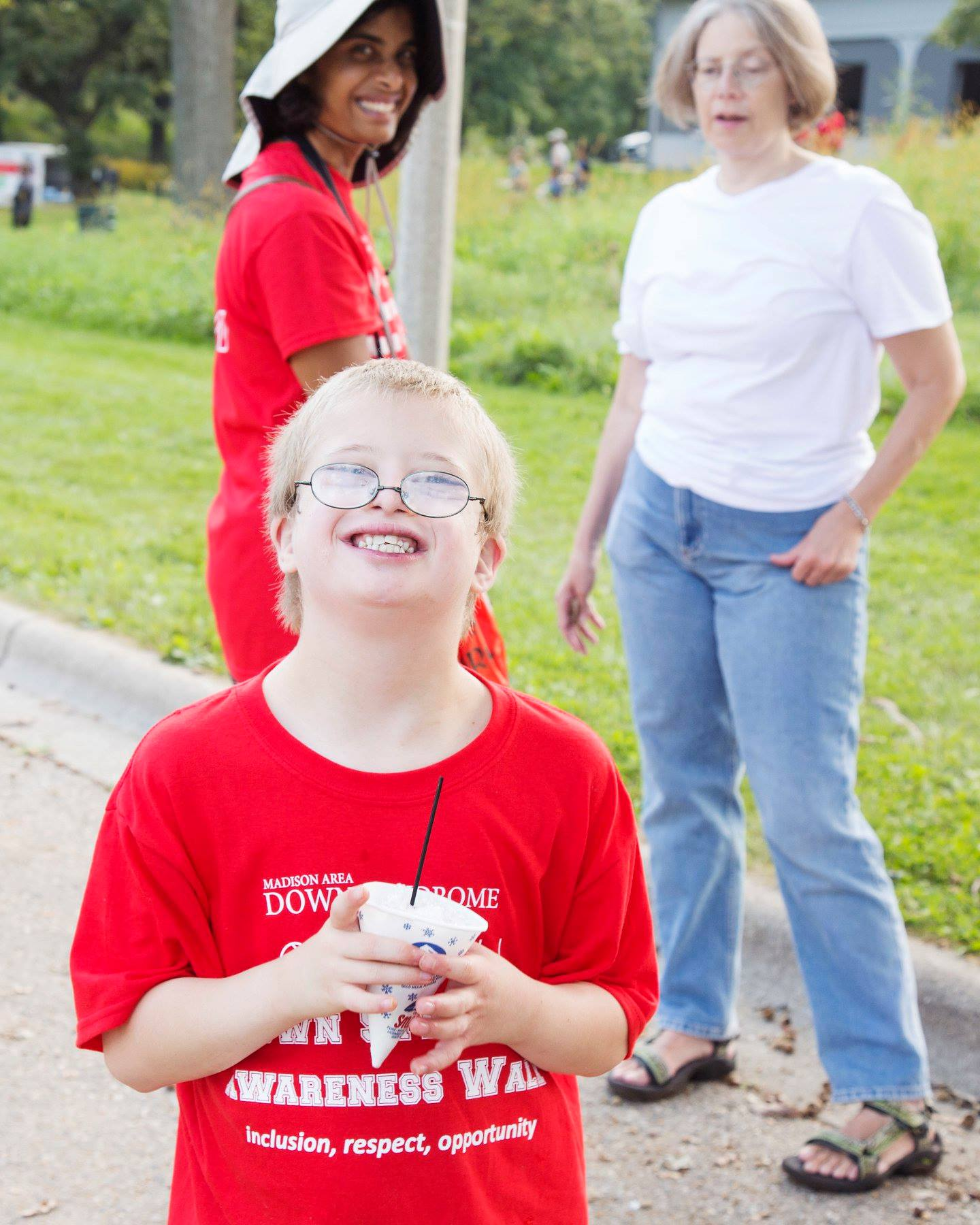 Awareness Programming - MADSS hosts an annual Down Syndrome Awareness Walk to raise awareness of Down Syndrome throughout South Central Wisconsin. In addition, we engage the community through advertising campaigns and other awareness activities.