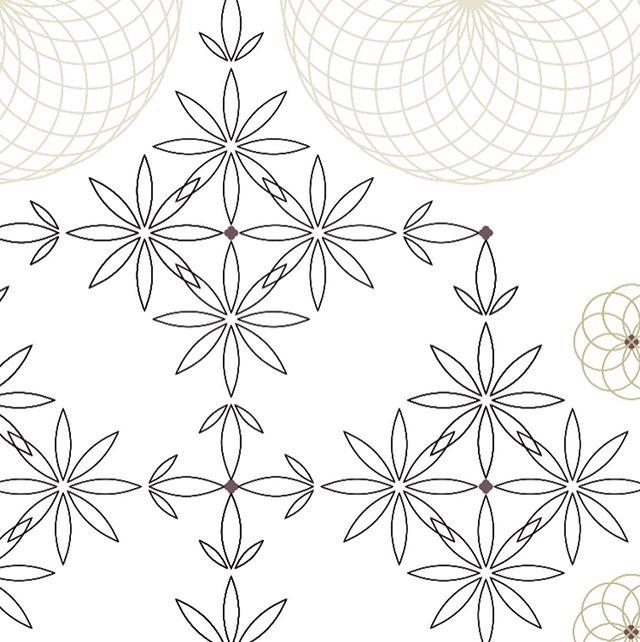 No dirty hands today. #vectordesign #vectorgraphic #pattern . . .#patterndesign #surfacepatterndesign #printandpattern #sufacepattern #patternlove #patterns  #musterdesign