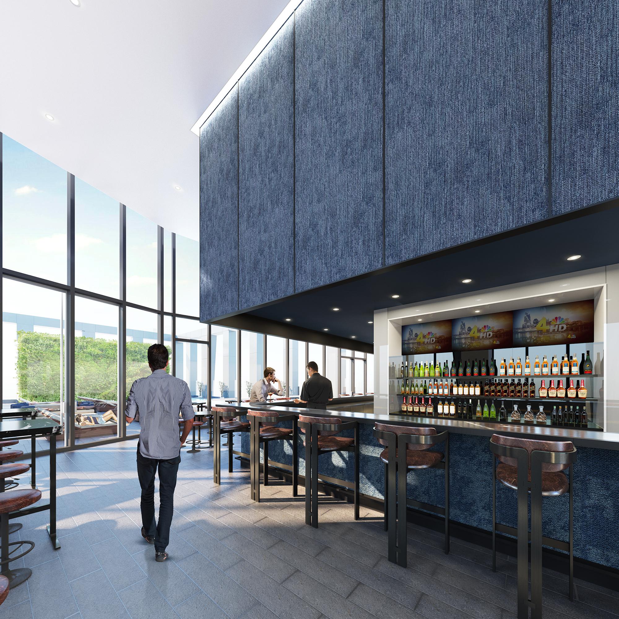 21st Floor Bar