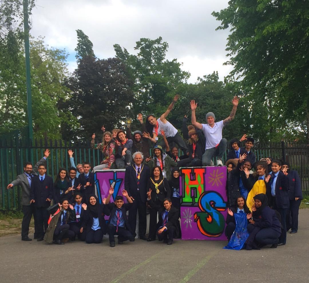 Bloc Party (Ealing, London)