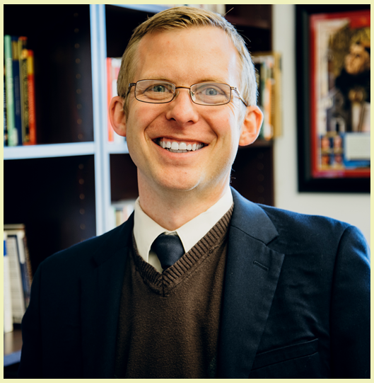 Dr. Jared Staudt, Director of Formation, Archdiocese of Denver