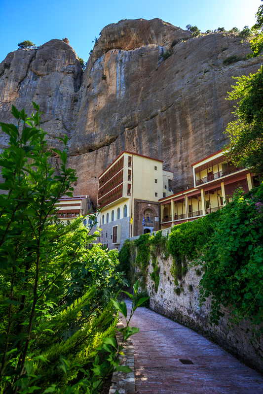 Monastery of the Great Cavern
