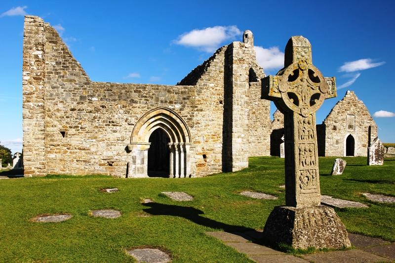 Clonmacnois Monastery
