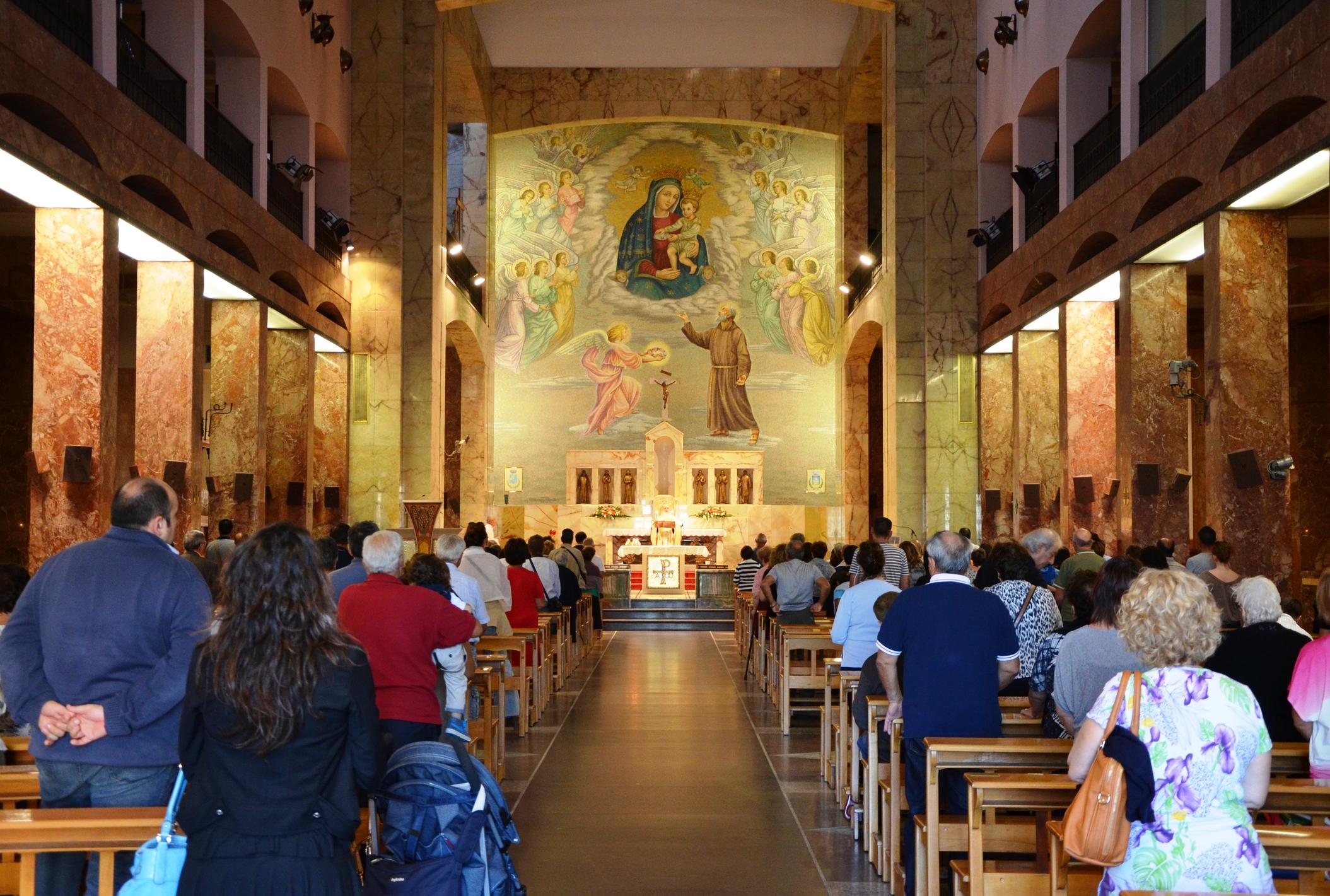 Church of Santa Maria delle Grazie-San Giovanni Rotondo