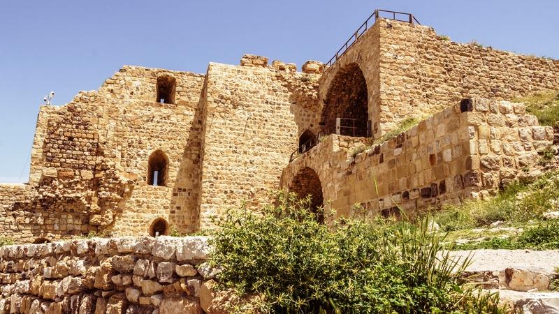 Karak Crusader Castle