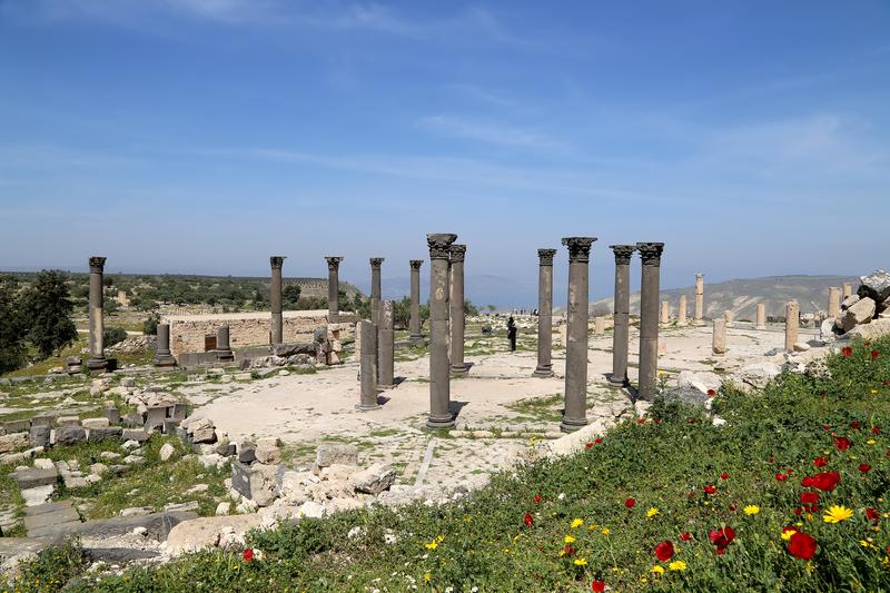 Umm Qays (Ancient City of Gadara)