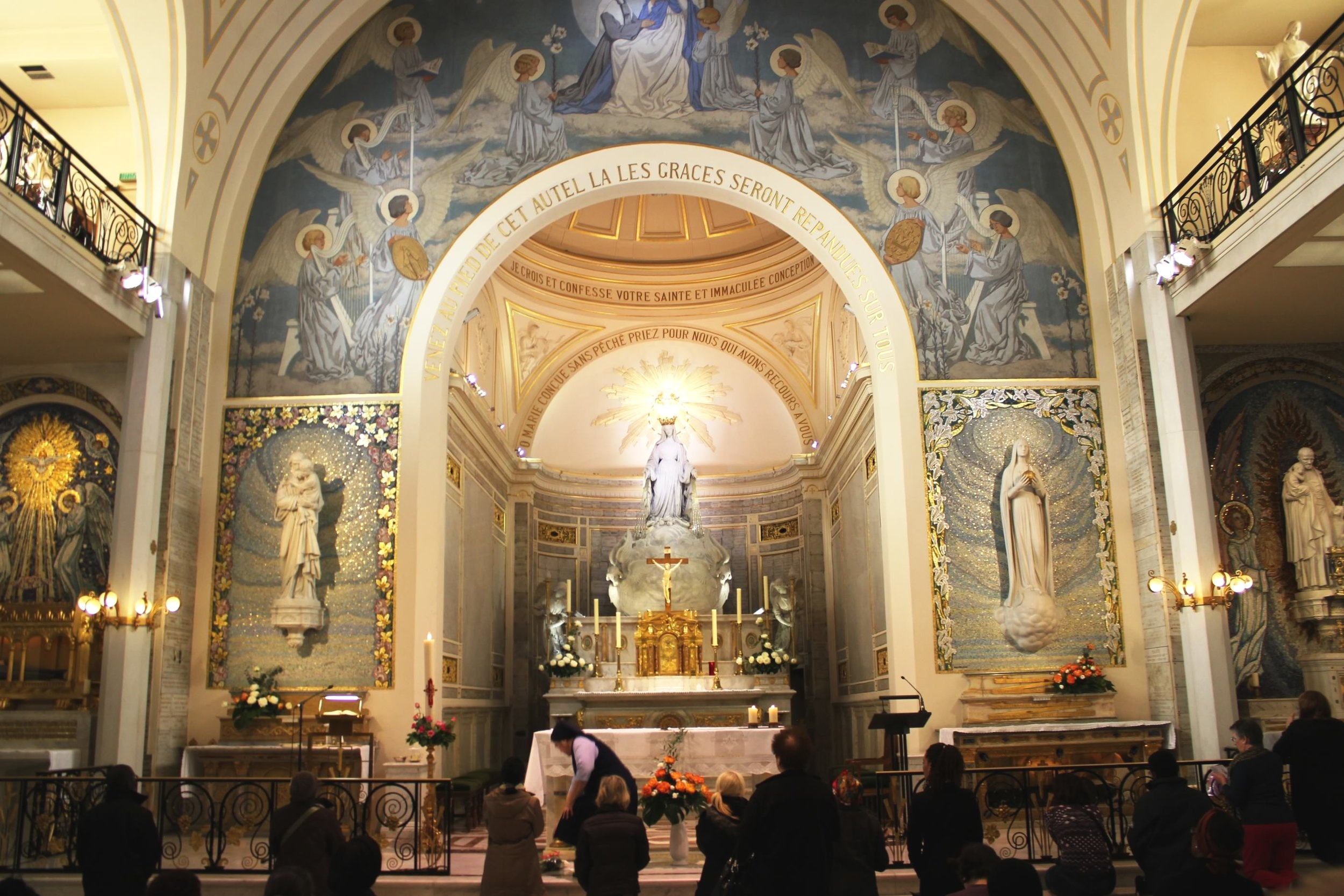 Chapel of the Miraculous Medal
