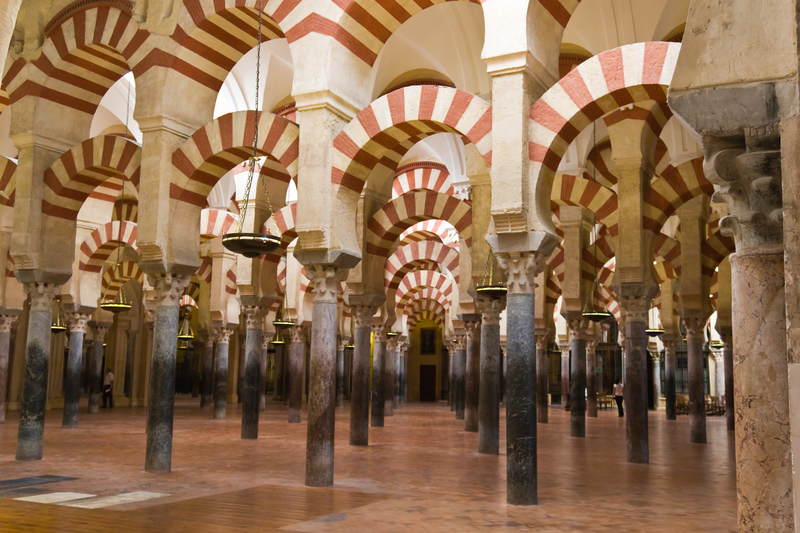 Great Mosque Cathedral in Cordoba