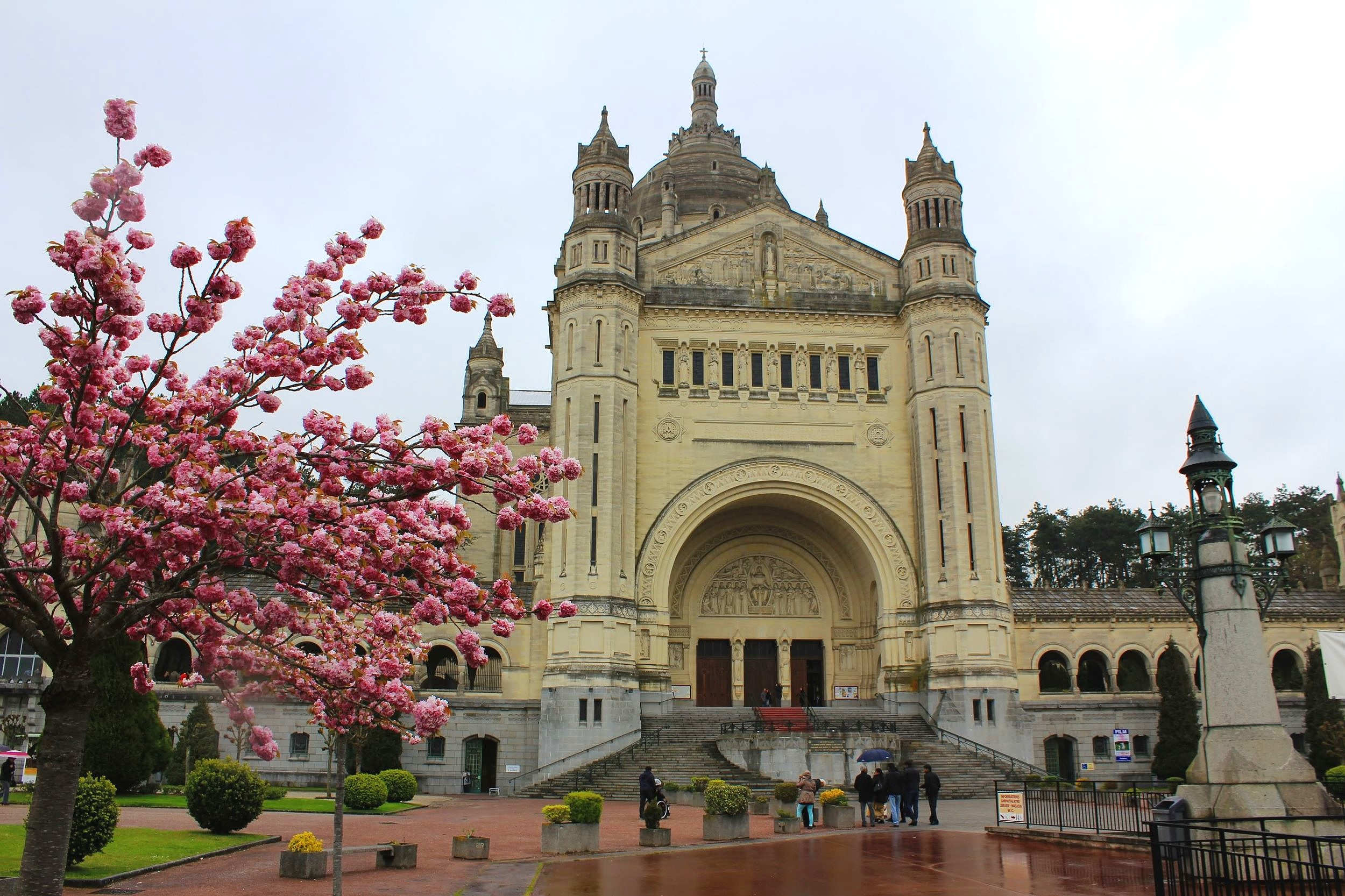 Basilica of St. Theresa of Lisieux