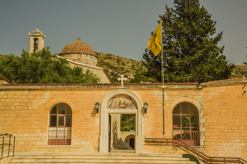 Monastery of Agios Neofytos