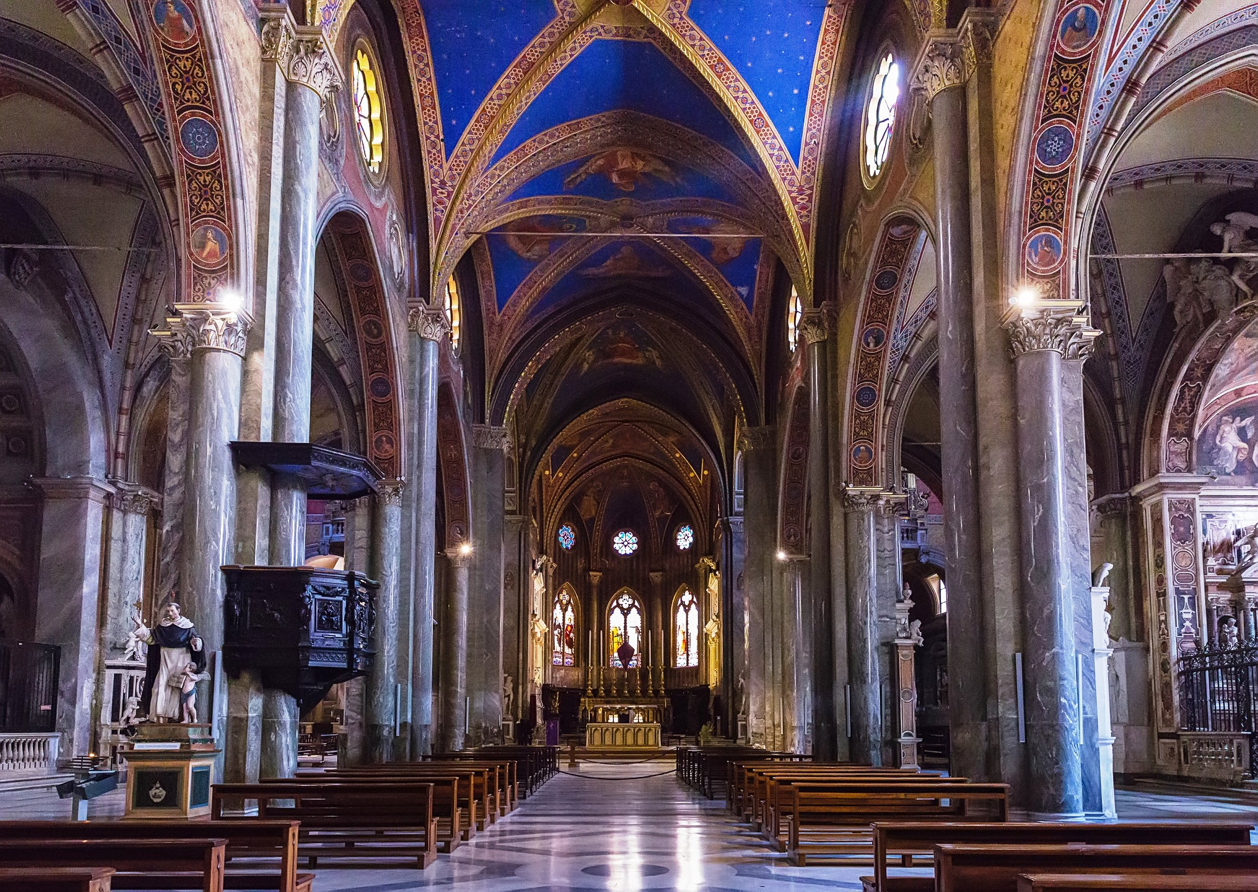 Basilica of Saint Mary Above Minerva
