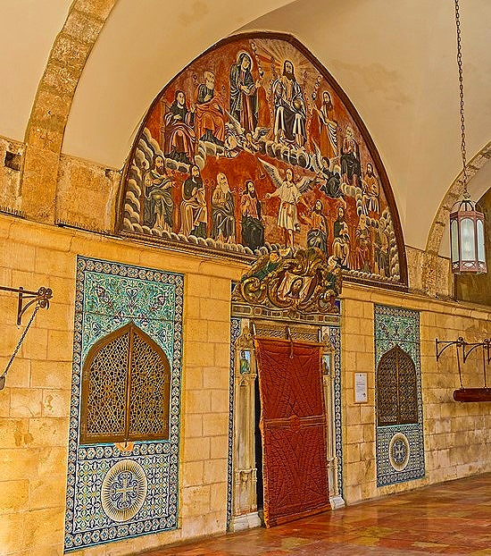 St. James Cathedral in Jerusalem's Armenian Quarter