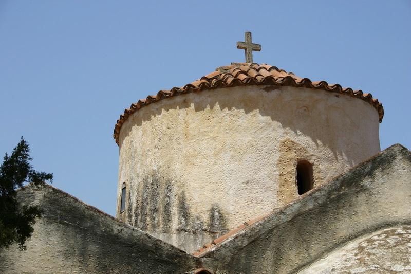 The Church of Panagia Kera,