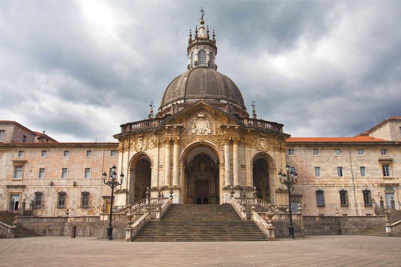 Basilica of St.Ignatius of Loyola
