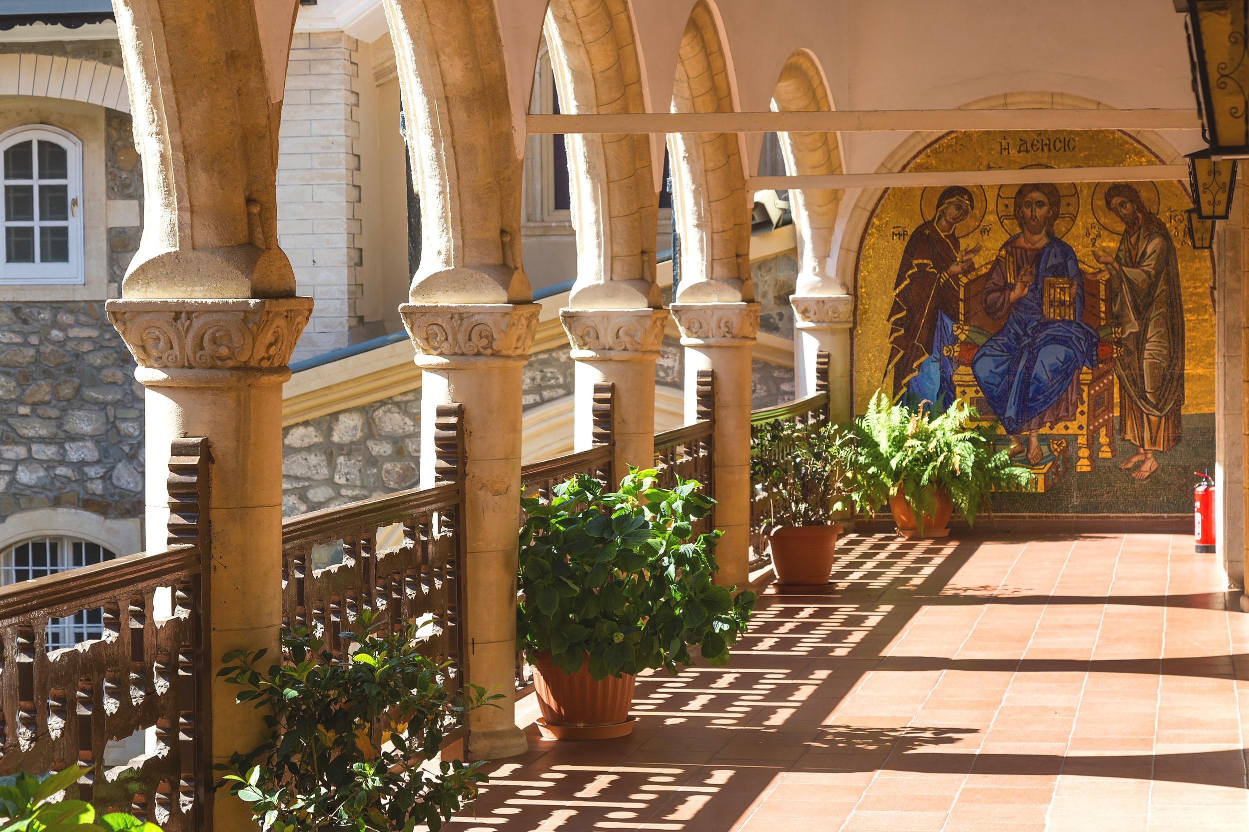 The Monastery of Kykkos