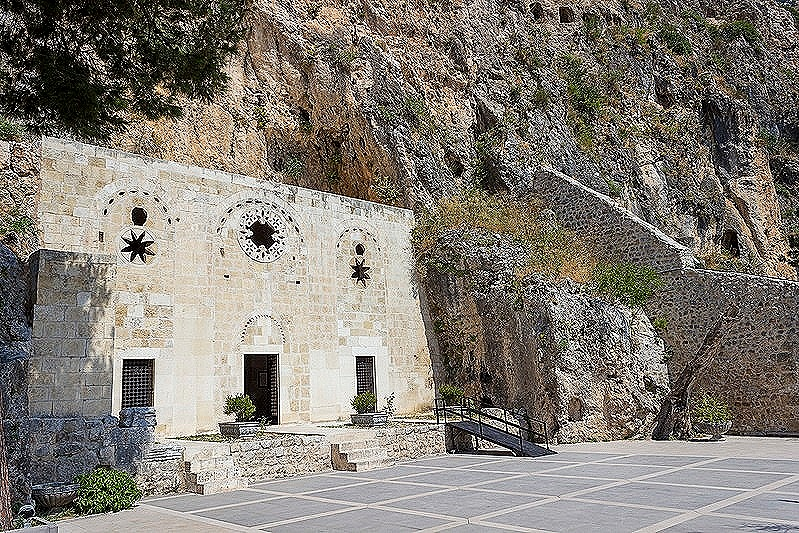 Church of St. Peter in Antioch (now Antakya)
