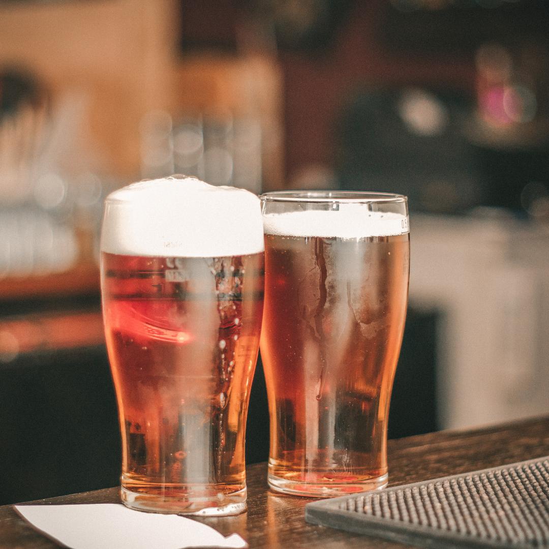 - Beer