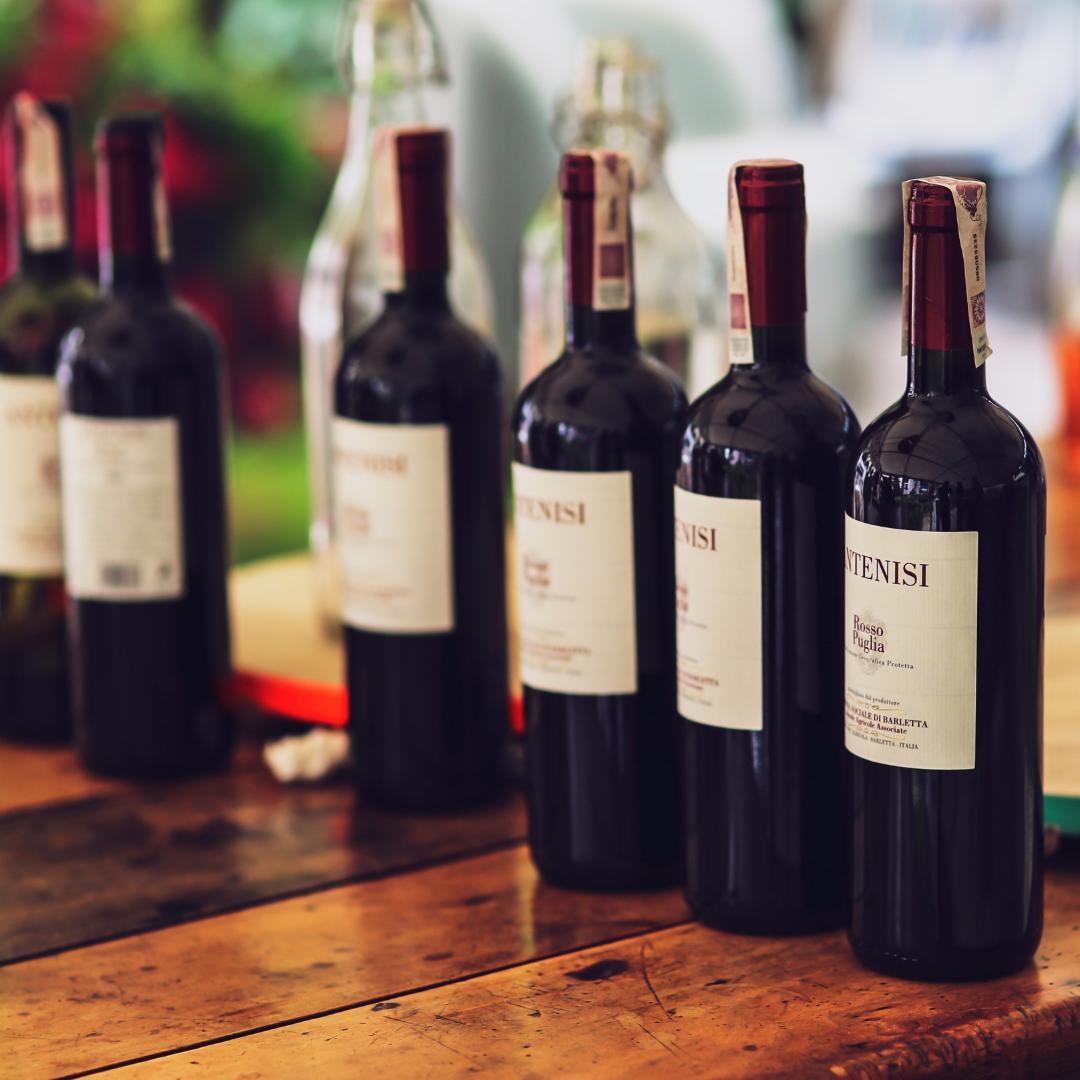 - Wine