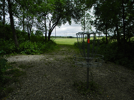 Picture of Frisbee Golf Course at Hassan Meadow Park