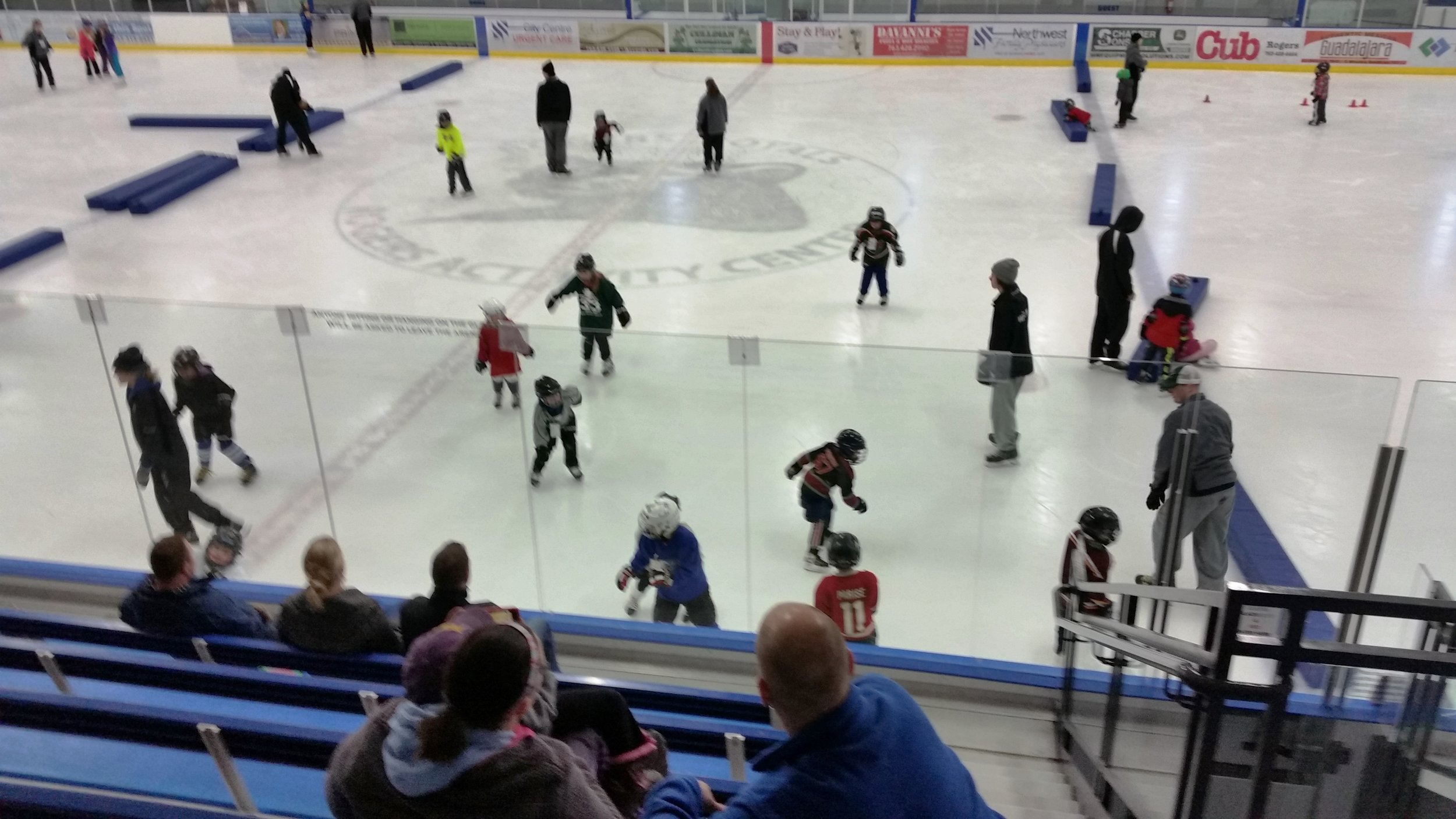 Picture of Learn to Skate program