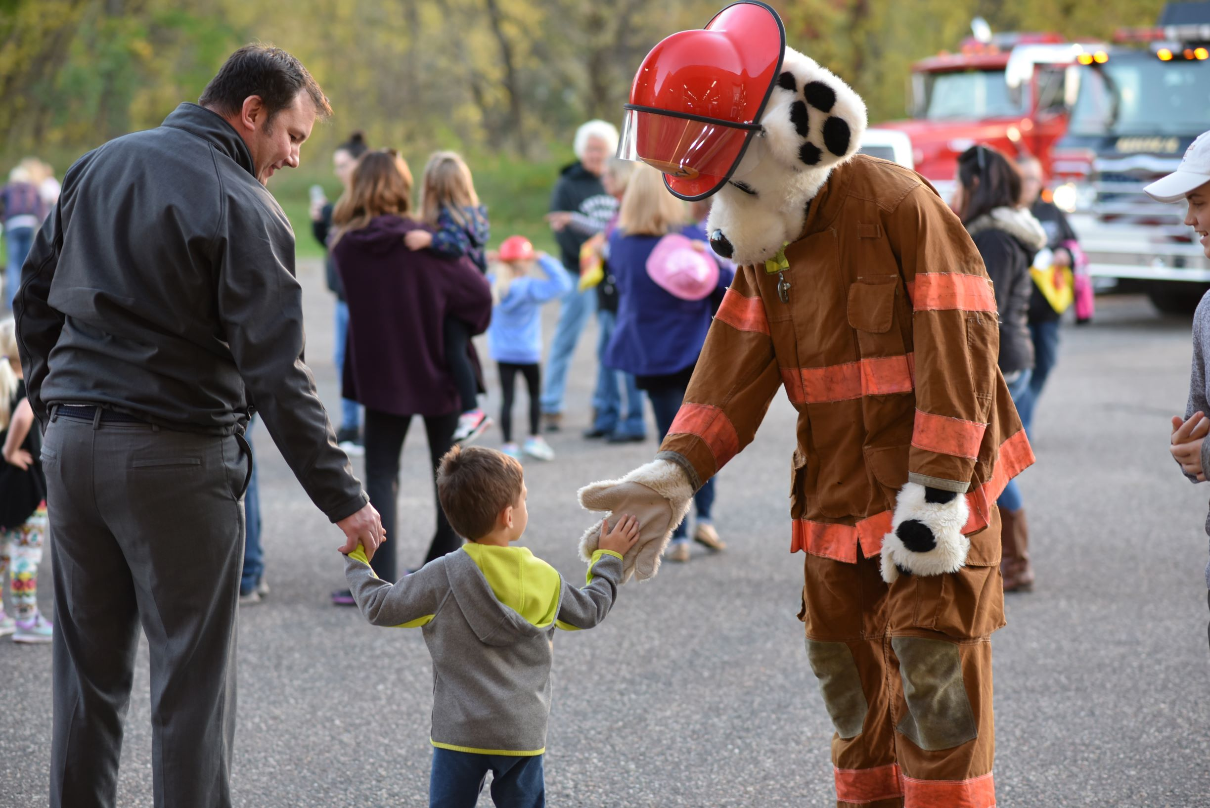Picture of Rogers Fire Department Open House