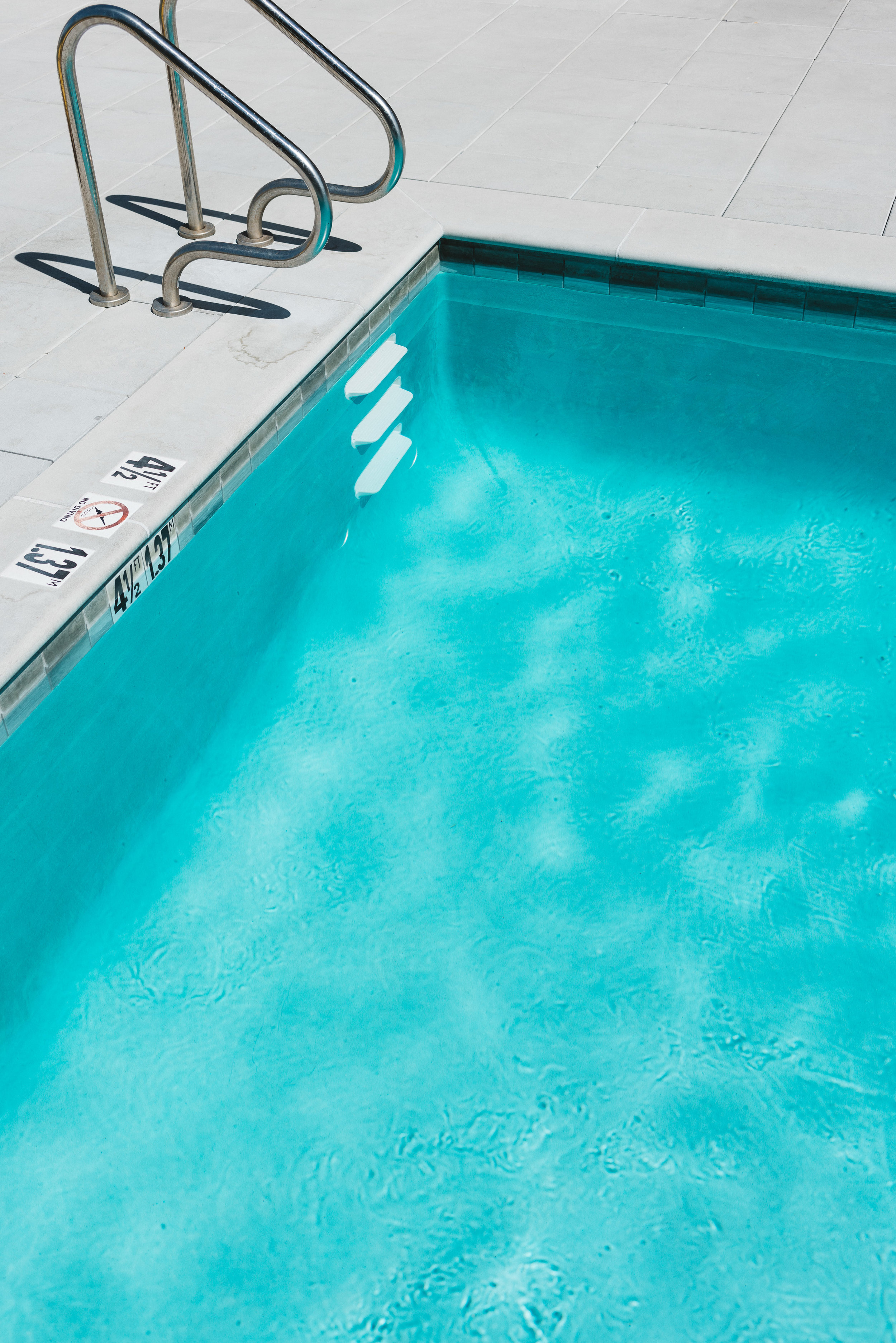 Picture of a pool