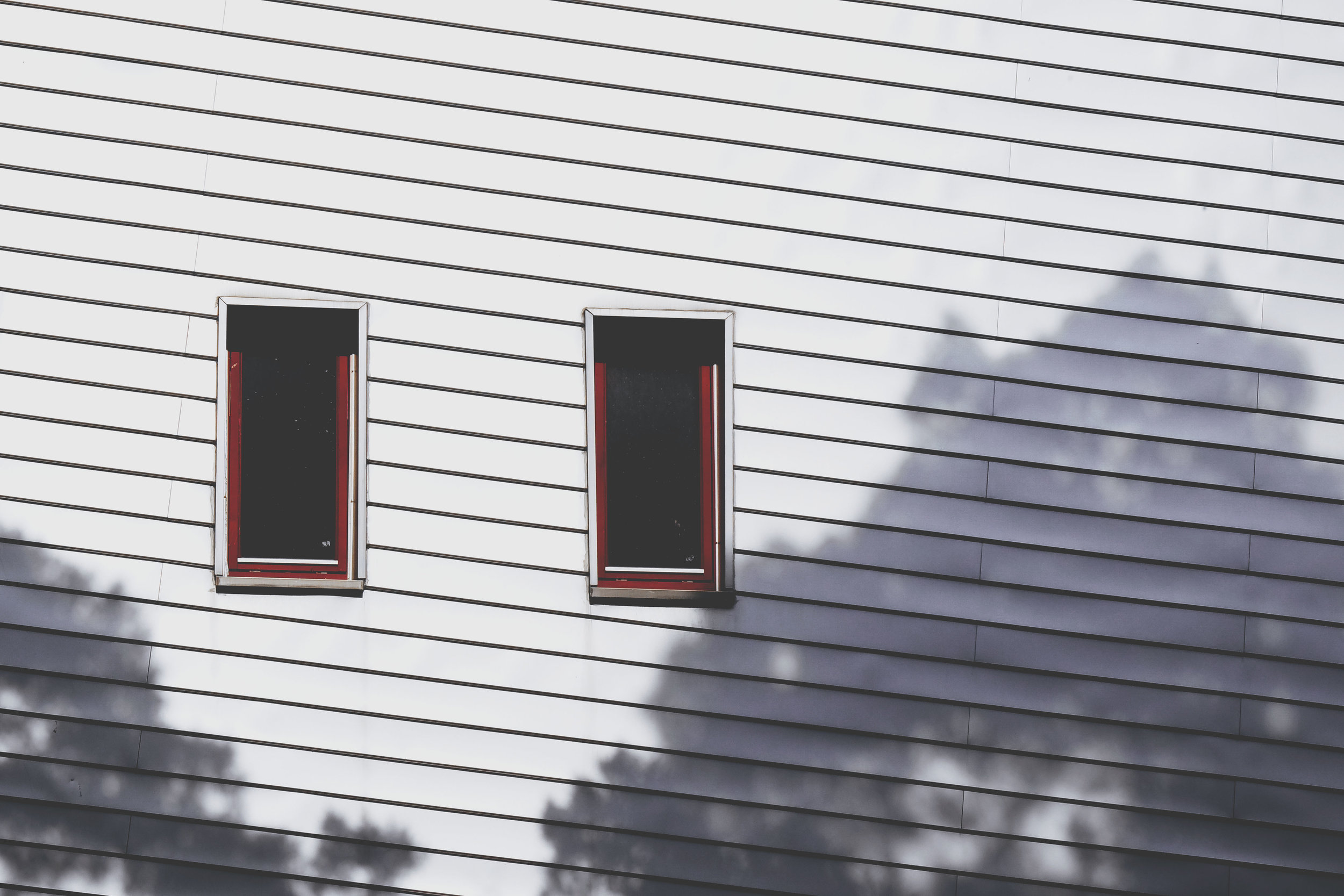 Picture of siding.