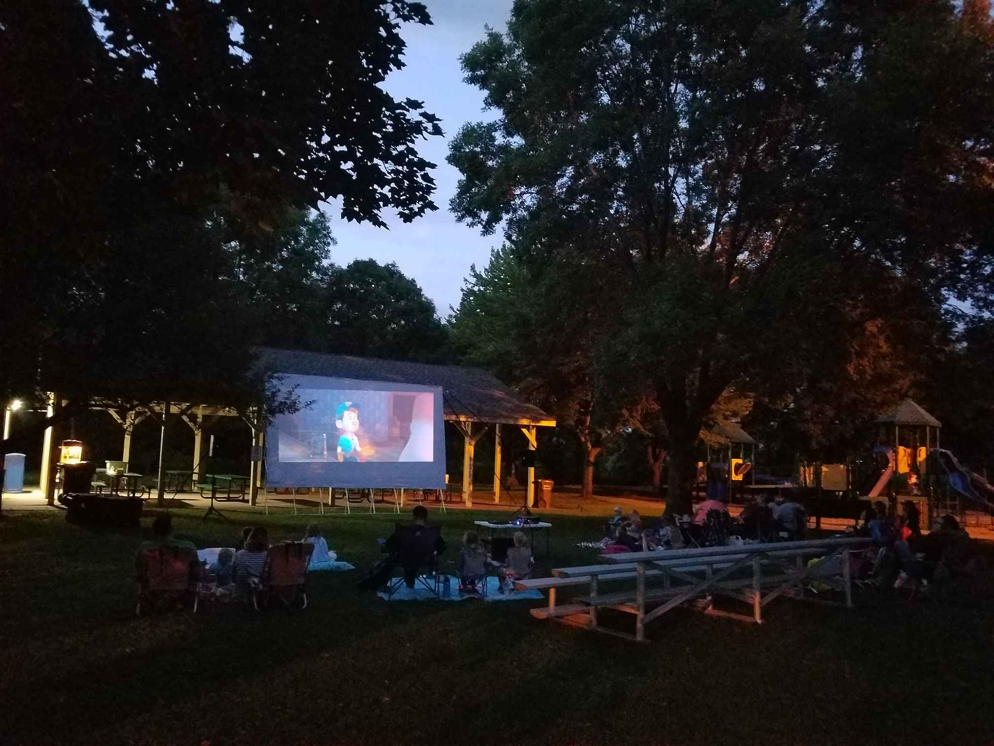 Picture of Movies at Dusk 2019