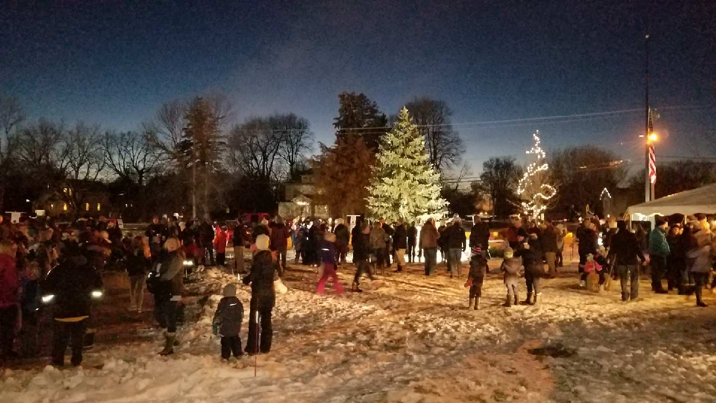 Picture of Tree Lighting 2018