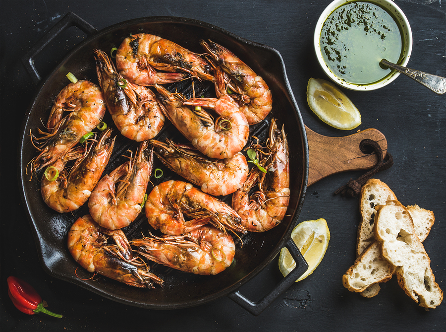 Prawns in Vinegar Sauce Recipe.jpg